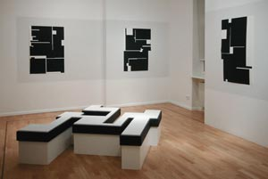 U-Turn_large, installation views