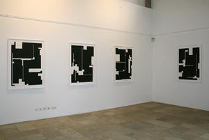 U-Turn_large, installation view