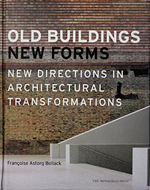 Buchcover ›Old Buildings / New Forms‹
